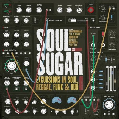 Soul Sugar(ソウル・シュガー)『Excursions in Soul, Reggae, Funk & Dub』