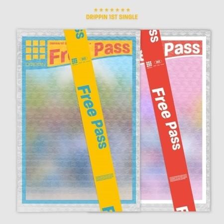 DRIPPIN |ファーストシングル『Free Pass』