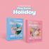 Weeekly 4枚目のミニアルバム『Play Game:Holiday』 今ならオンライン限定15%オフ 先着で選べる2仕様 先着特典ポスター付き<タワレコ特典対象外>