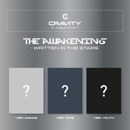 CRAVITY、ファースト・フルアルバム『The Awakening:Written In The Stars』がリリース!