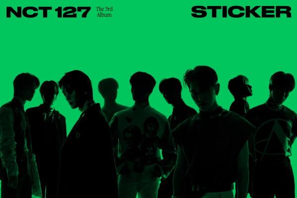 NCT 127 韓国サード・フルアルバム『Sticker』 