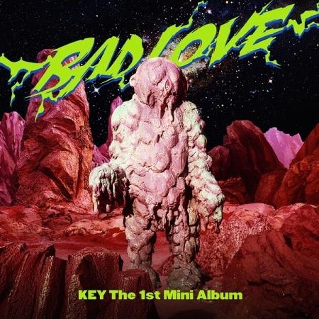 SHINeeのKEY 韓国ファースト・ミニアルバム『BAD LOVE』 
