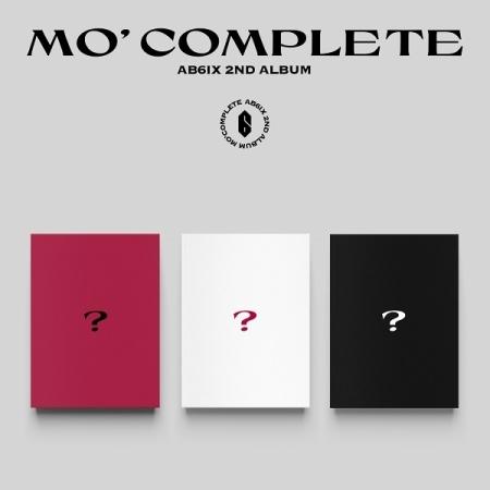 AB6IX セカンド・フルアルバム『MO' COMPLETE』