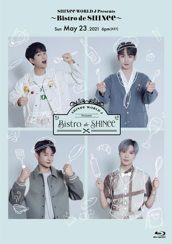 SHINee|『SHINee WORLD J Presents ~Bistro de SHINee~』