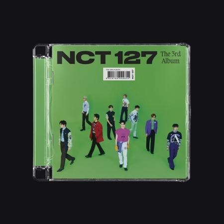 NCT 127 |韓国サードアルバム『Sticker』Jewel Case Ver.|