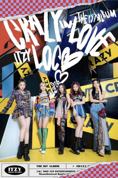 ITZY | 1st Full Album 『CRAZY IN LOVE』  タワーレコード限定特典決定のお知らせ