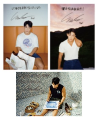 【WONHO(ウォノ)】 『Blue Letter:2nd Mini Album』発売記念 タワーレコード限定特典決定のお知らせ!