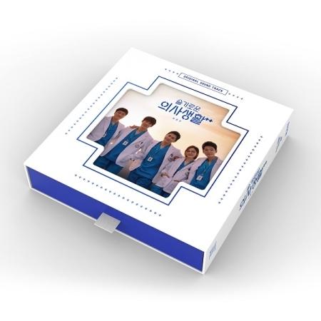 大ヒット韓国ドラマ『賢い医師生活シーズン2』サントラ盤が2CDで登場|