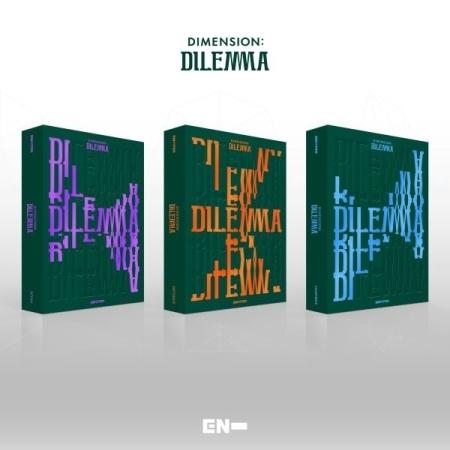 ENHYPEN 韓国ファースト・フルアルバム『DIMENSION : DILEMMA』