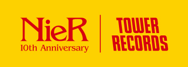 NieR 10th Anniversary × TOWER RECORDS