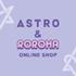 ASTRO|「ASTRO & ROROHA WEB SHOP」