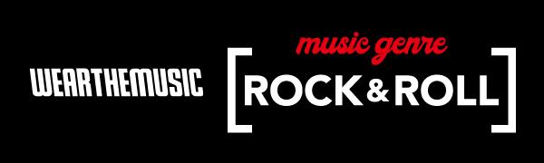 5周年を迎えた「WEARTHEMUSIC」からオリジナルアパレルが登場 ROCK&ROLL