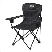 TOWER RECORDS × STUSSY × Coleman EASY FES. CHAIR