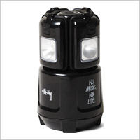 TOWER RECORDS × STUSSY × Coleman MICRO QUAD LED LANTERN