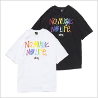 TOWER RECORDS x STUSSY NMNL2 TEE