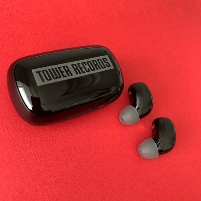 TOWER RECORDS Bluetooth5.1 完全ワイヤレス