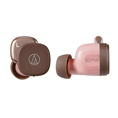 audio-technica ワイヤレスイヤホン ATH-SQ1TW
