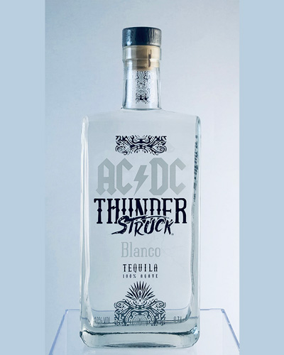 AC/DC サンダーストラック テキーラ レポサド
