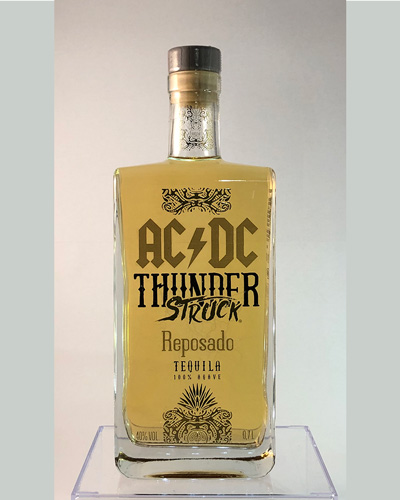 AC/DC サンダーストラック テキーラ ブランコ