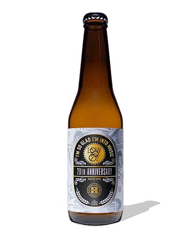 LOW IQ 01オリジナルラベルビール(店舗限定)
