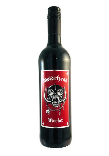 モーターヘッド ワイン メルロー