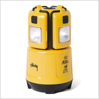 TOWER RECORDS × STUSSY × Coleman MICRO QUAD LED LANTERN'12