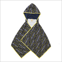 TOWER RECORDS × X-girl SUN PONCHO'12