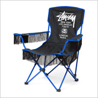 TOWER RECORDS x STUSSY x COLEMAN EASY FES. CHAIR'13