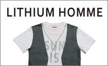 LITHIUM HOMME × TOWER RECORDS