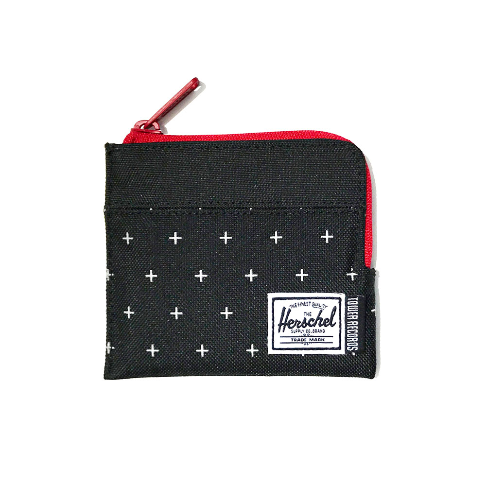 Herschel Supply × TOWER RECORDS Wallet