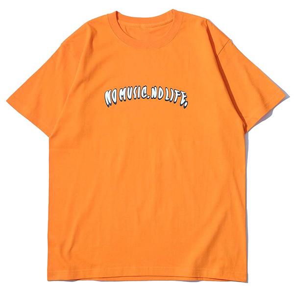 RSC × WTM S/S T-shirt(Orange)