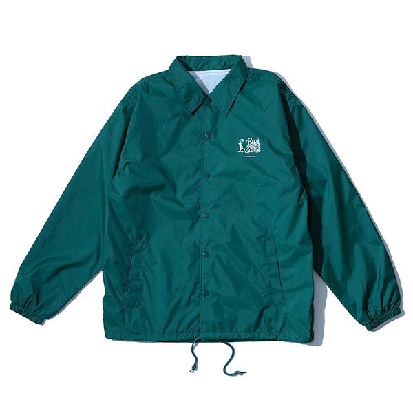RSC × WTM Nylon Coach Jacket(Green)