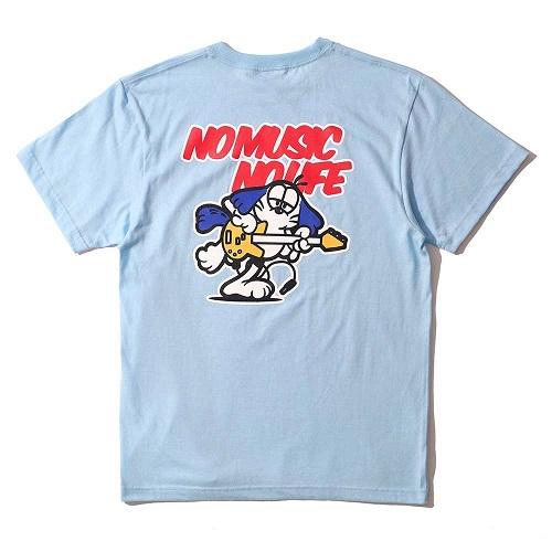 Caprice × WTM Dog S/S T-shirt(Light Blue)