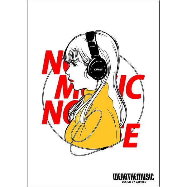 Caprice × WTM Poster Girl