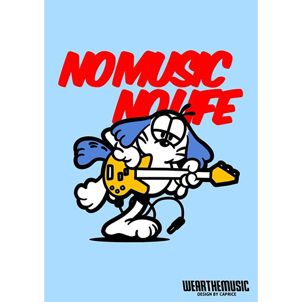 Caprice × WTM Poster Dog
