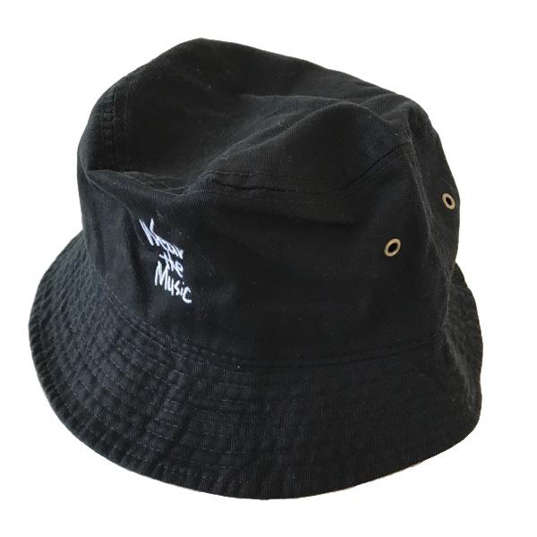 WTM バケットハット ブラック