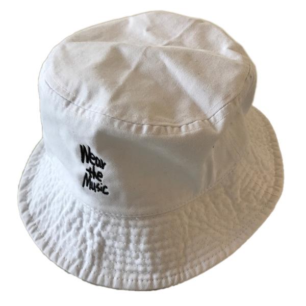 WTM バケットハット ホワイト