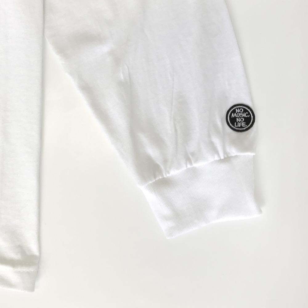 WTM LOGO LONG T-shirts