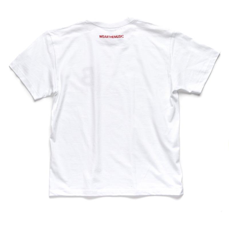 WTM_ジャンルT-Shirts BLUES ホワイト