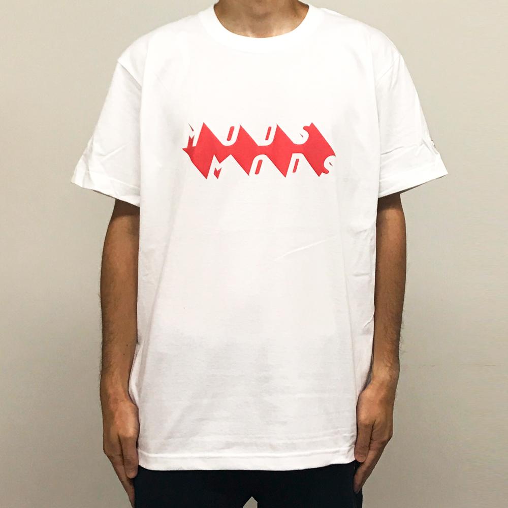 WTM_ジャンルT-Shirts MODS ホワイト