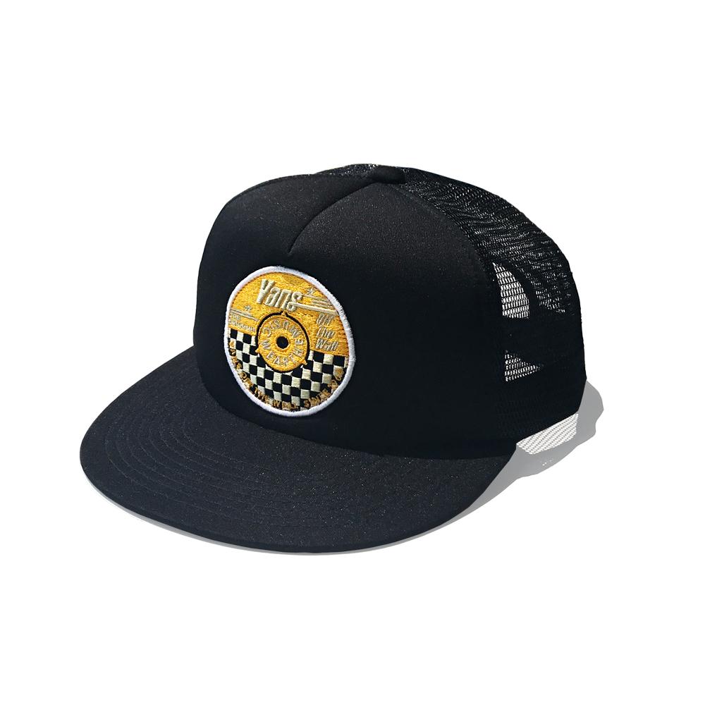 VANS × WEARTHEMUSIC CAP ブラック