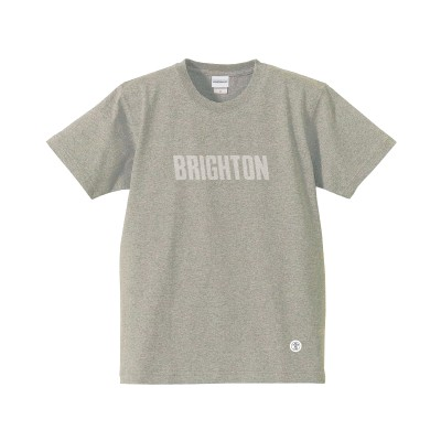 WTM_BRIGHTON_T-Shirt グレー