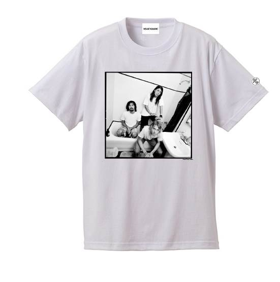 NIRVANA × WEARTHEMUSIC T-Shirt