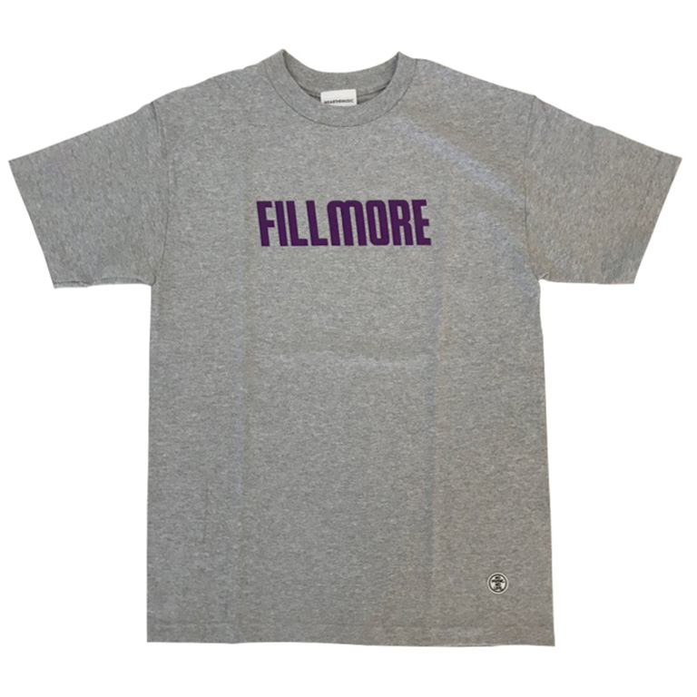 WTM_FILLMORE_T-Shirt グレー