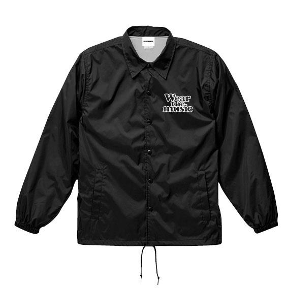 WTM ナイロン コーチ ジャケット POP