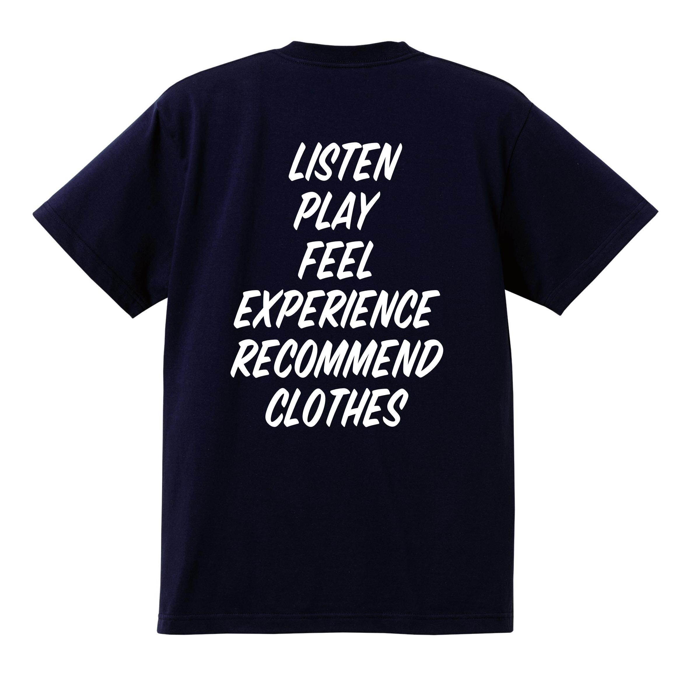 WTM Tシャツ STENCIL
