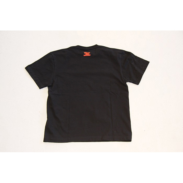 WTM Tシャツ TOWER THEATER(ブラック)