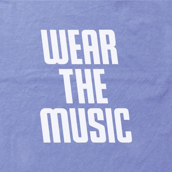 WTM Tシャツ TOWER VINYL(ヴィンテージブルー)