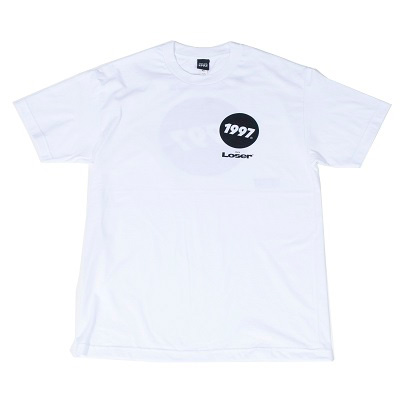Youth Loser T-SHIRTS(WHITE)