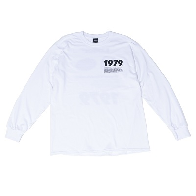 Youth Loser × WEARTHEMUSIC LONG T-SHIRTS(WHITE)